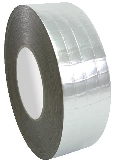 Высокотемпературная армированная алюминиевая лента