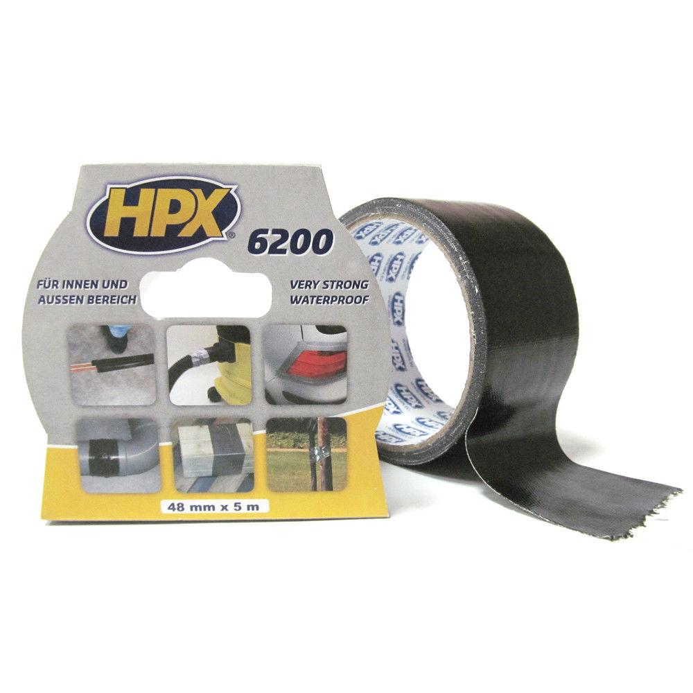 Сверхпрочная армированная ремонтная лента HPX 6200