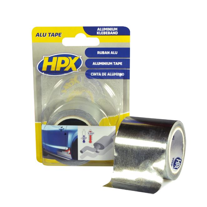 HPX Скотч алюмінієвий 50ммх5м ZC30S
