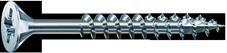 SPAX Шуруп универсальный с потайной головкой с крестообразным шлицем