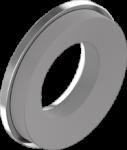 Шайба з гумою EPDM 6,3 цб D25
