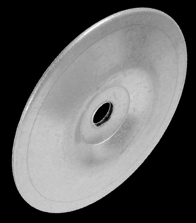 Тарілка дожимна d-50/d-6 метал