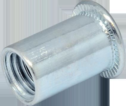 RF-Гайка М10/1-3,5 клеп пл D12