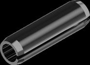 DIN1481 Штифт 6х25 пружин бп