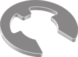 DIN6799 Шайба 8 швидкоз`єм А2