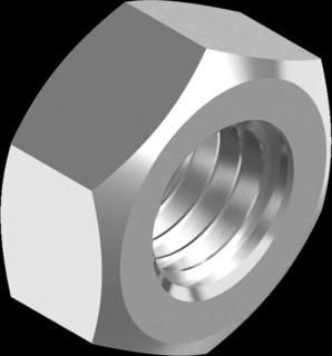 Гайка высокопрочная с увеличенным размером под ключ (VARVIT)