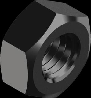 Гайка высокопрочная с увеличенным размером под ключ (PEINER)
