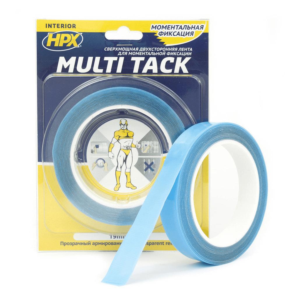 Монтажная лента MULTI TACK для тяжелых нагрузок и сверхпрочных соединений