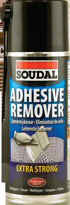 Аэрозоль Adhesive Remover для удаления клея