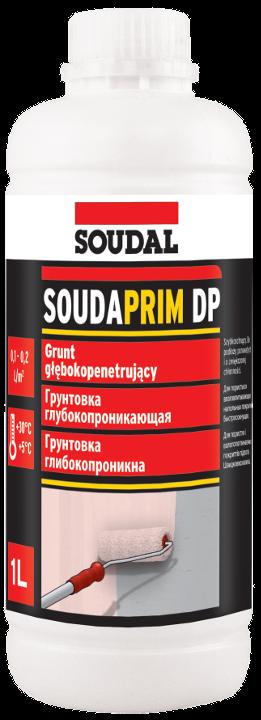 Грунтовка SOUDAPRIM DP для эластичной гидроизоляции