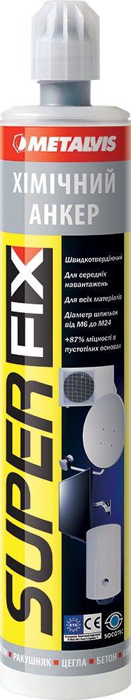 Анкер хім. MVIS Superfix 300ml