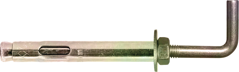 Анкер REDIBOLT 10x100 M8 + гак