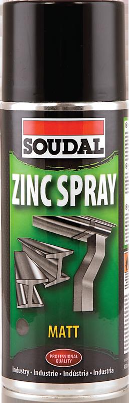 Антикоррозионный аэрозоль Zinc Spray