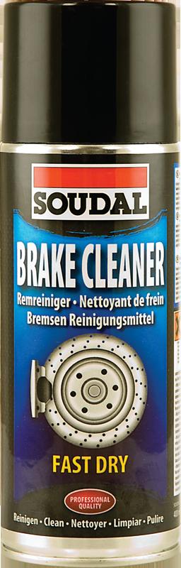 Аэрозоль Brake Cleaner для очистки тормозной системы