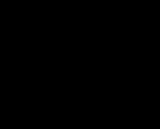 Винт мебельный с потайной головкой (соединительный болт). Схема установки