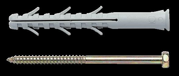 APS-H Анкер 10х120/55 нейлон гвинт6гр