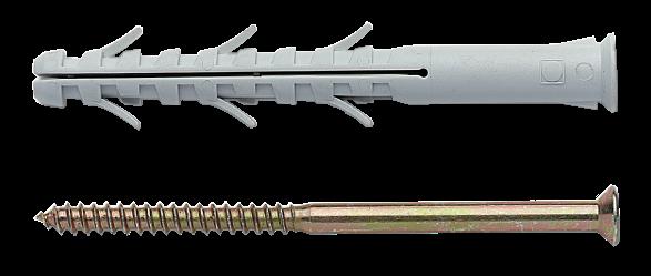 Анкер APS-C 8/120 + шуруп