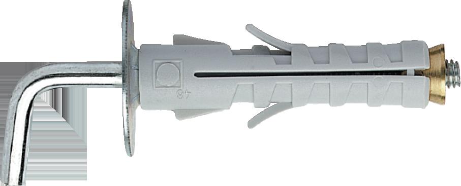 ENP-GM Анкер 9х40/М4 гак нейлон