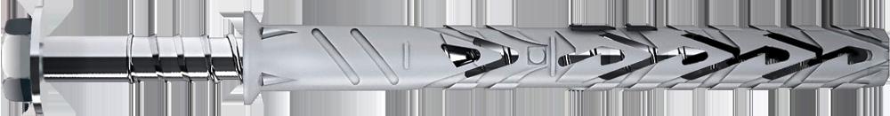 Дюбель T66/V с шестигранным шурупом