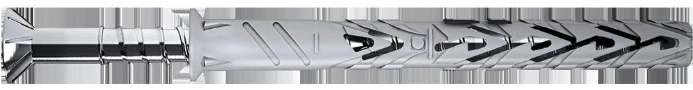 Дюбель T66/V 10/140 + шуруп