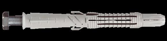 Дюбель T88/V с шестигранным шурупом