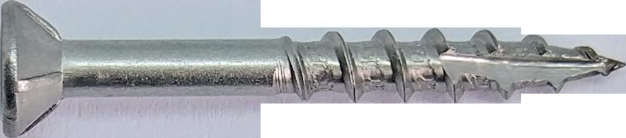 HW-Ti Шуруп с потайной головкой, для террасной доски