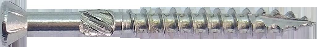 HW-TOi Шуруп с полупотайной головкой (60 градусов), для террасной доски