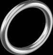 Кільце 3,0 мм d=20мм цб