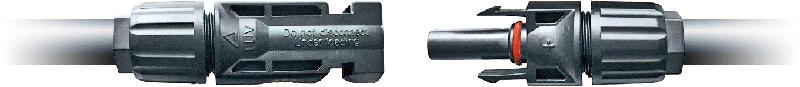 Коннектор МС4, пара