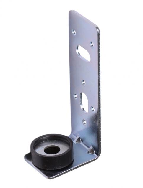 Кронштейн L-образный с виброгасителем