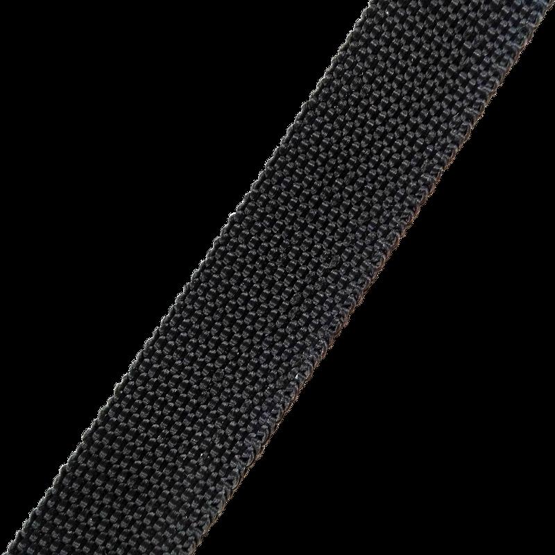 Стрічка поліпропіл.20мм чорна U