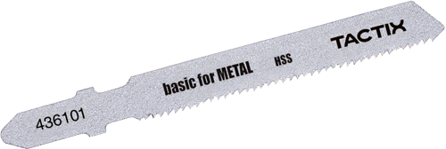 Лобзиковая пила по металлу (Т118А)