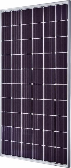 Монокристаллический фотоэлектрический модуль (60 ячеек)