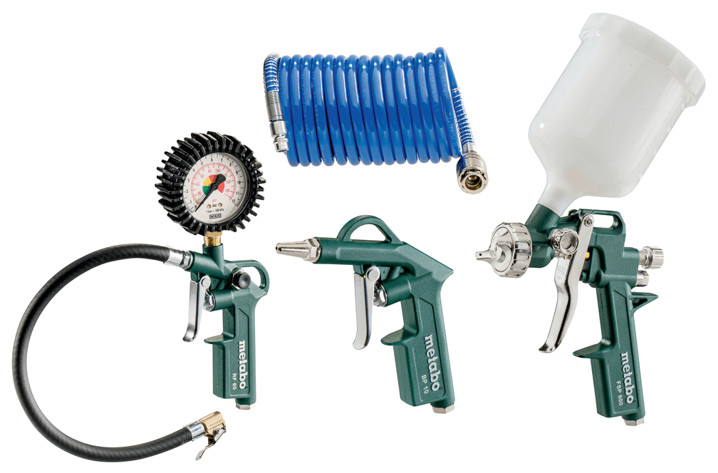 Набор пневматических инструментов
