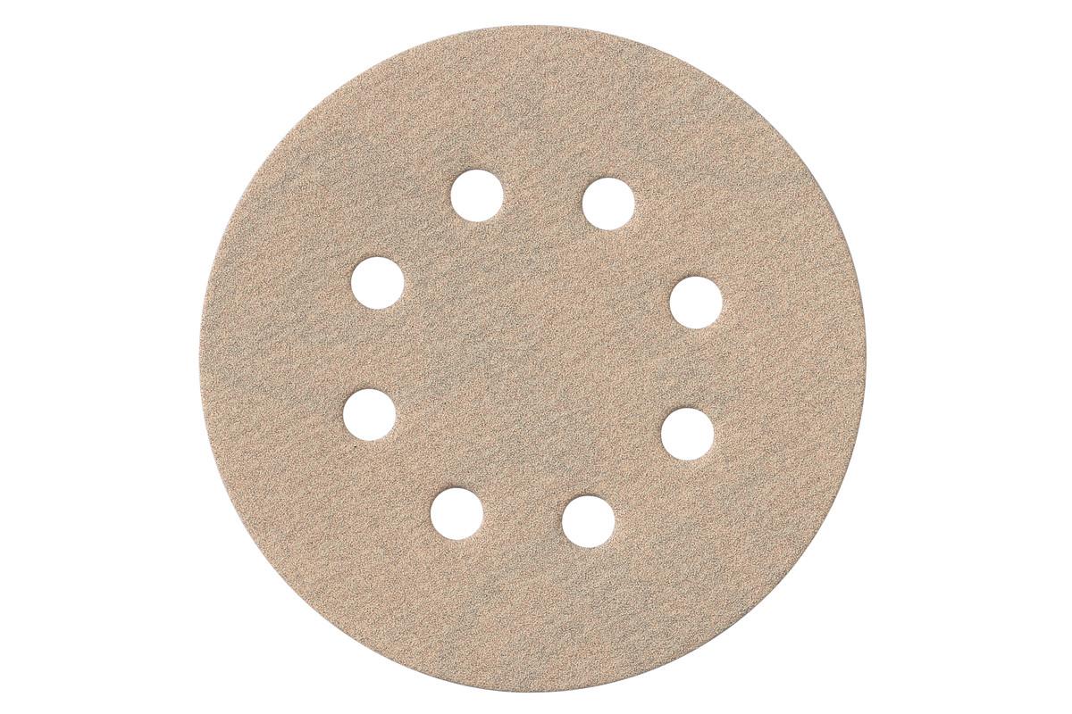 Набор шлифовальных листов на липучке (краска)