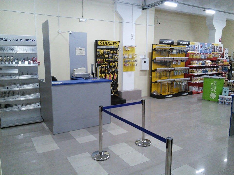 Открытие магазина крепежных изделий METALVIS