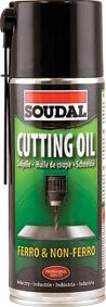 Охлаждающий аэрозоль Cutting Oil