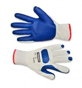 Перчатки для работы в тяжелых условиях (уплотнённый латекс)