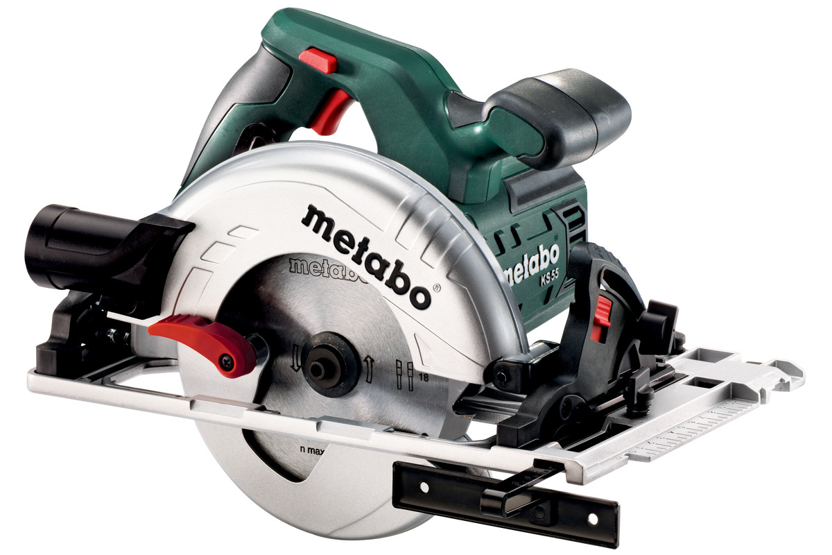 Пила цирк.ручн. 160мм KS55FS Metabo