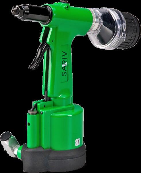 Пистолет гидропневматический для заклёпок SAR002