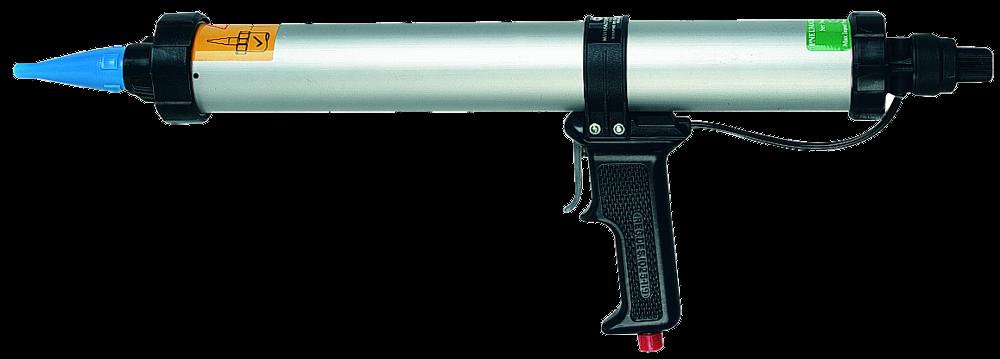 Пістолет д/герм.ПНЕВМАТ.600мл COX