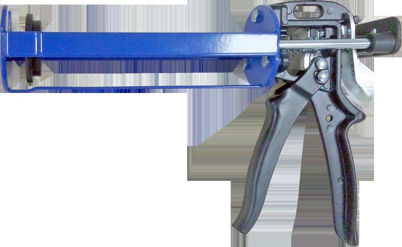 Пистолет под химический анкер 380/410 мл