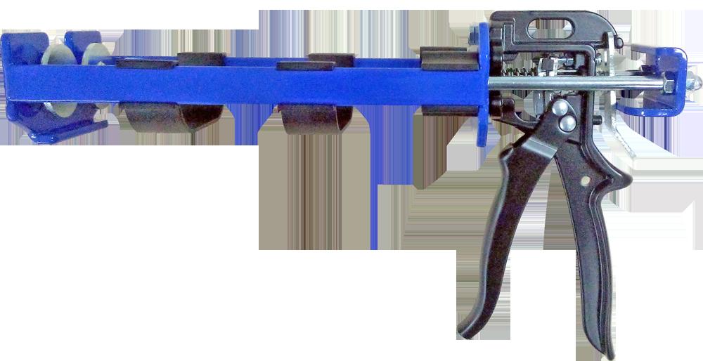Пистолет под химический анкер 600 мл