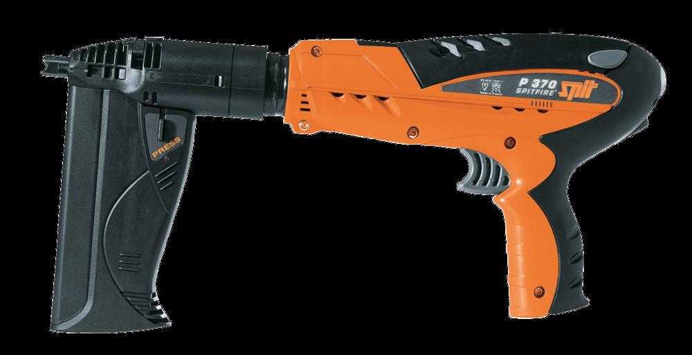 Пістолет порох.SPITFIRE P370