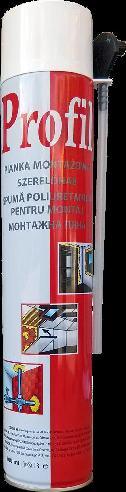 Пена монтажная PROFIL