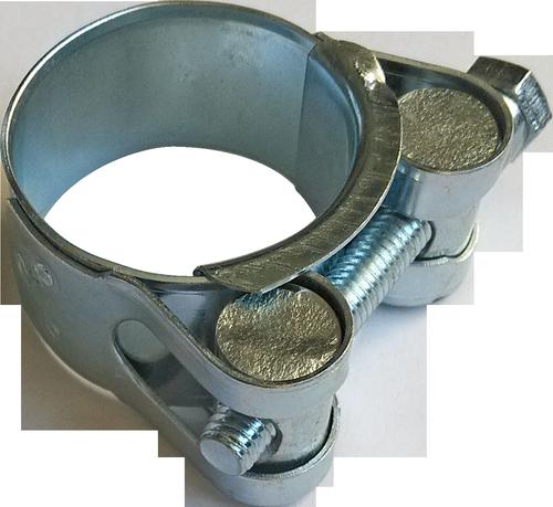 Силовий хомут 104-112 W1 сталь цб