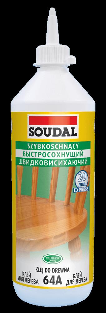 Клей для древесины 64А