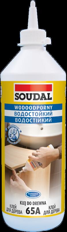 Клей для древесины влагостойкий 65А