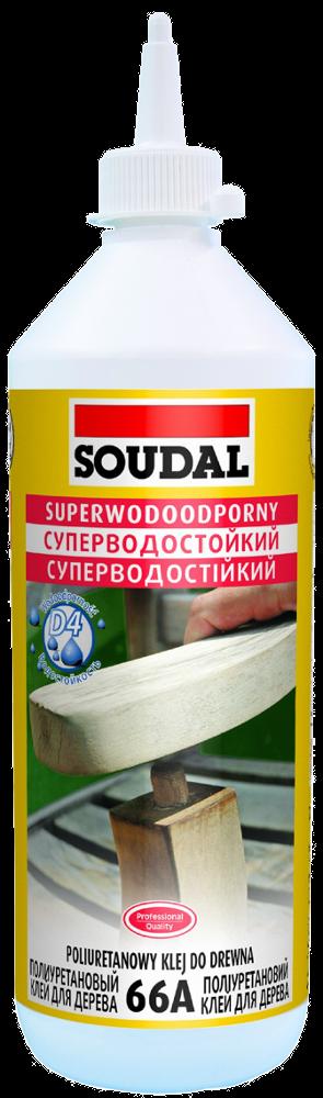 Клей для древесины влагостойкий 66А