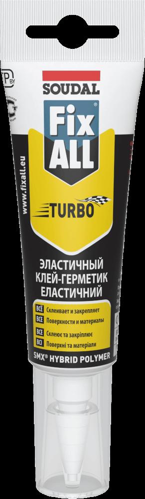 Клей-герметик FIX ALL TURBO